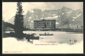AK Grand Hotel Misurina