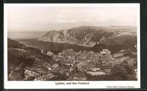 AK Lynton, and the Foreland