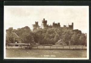 AK Arundel, Castle