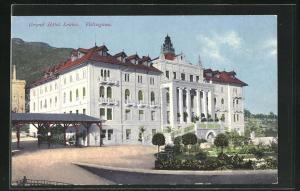 AK Valsugana, Grand Hotel Levico