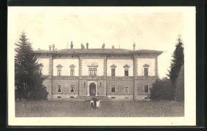 AK Olgiate Comasco, Villa Elvira