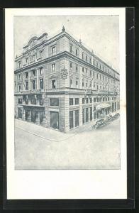 AK Rom, Modern Hotel, Via Marco Minghetti