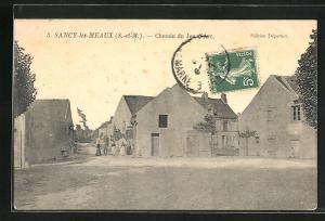 AK Sancy-les-Meaux, Chemin du Jeu d`Arc