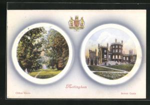 AK Nottingham, Clifton Grove, Belvoire Castle