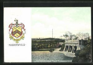 AK Huddersfield, Lake Greenhead Park