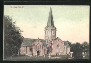 AK Doulting, Church, Kirche