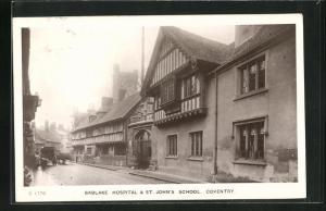AK Coventry, Bablake hospital & St. Johns School