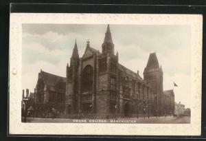AK Manchester, Owens College