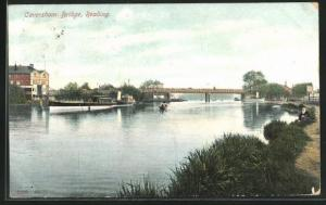 AK Reading, Caversham bridge