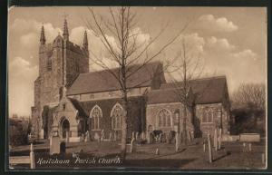 AK Hailsham, Parish church