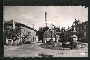 AK Saint Amans-Soult, Fontaine Saint Joseph et l`Hopital