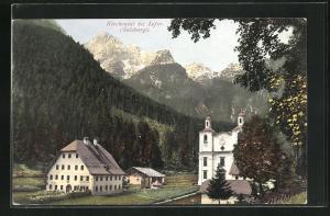 AK Kirchental, Panorama