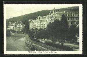 AK Abbazia, Hotel Palace e Bellevue