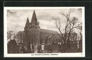 AK Aberdeen, Old Machar Cathedral