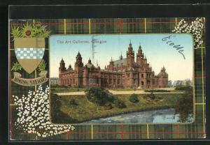 AK Glasgow, The Art Galleries