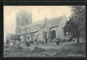 AK Wootton, The Church