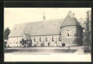 AK Cheltenham, Lower Hall, Ladies College