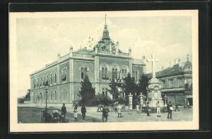 AK Novi Sad, Vladicin Dvor
