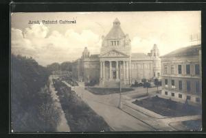 AK Arad, Palatul Cultural