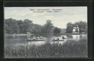 AK Hermannstadt, Waldsee
