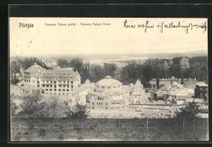 AK Pöstyen, Thermia Palace Hotel