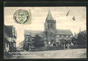 AK Midhurst, St. Mary Magdalene & Denis Church