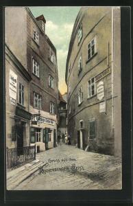 AK Wien, Gasthaus Reichenberger Beisl