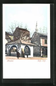 AK Mostar, Cafe Luft