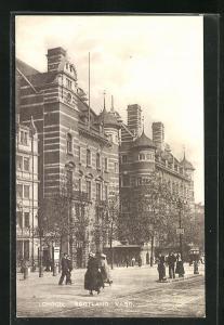 AK London, Scotland Yard