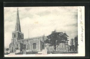 AK Harrow, View of the Church