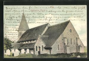 AK Piddinghoe, View of the Church