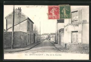 AK Montmagny, Rue de la Jonction