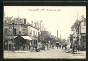 AK Sannois, Route d` Argenteuil