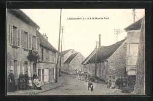 AK Goussainville, Rue du Pont