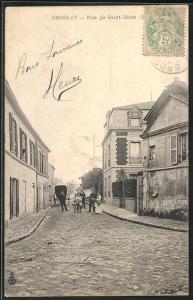 AK Groslay, Rue de Saint-Brice