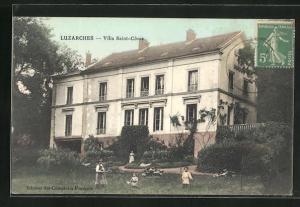 AK Luzarches, Villa Saint-Côme
