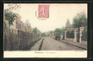 AK Eaubonne, Rue Eugénie