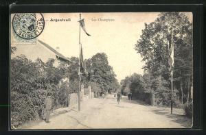 AK Argenteuil, Les Champioux