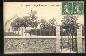 AK Argenteuil, Rue de Sartrouville