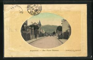 Passepartout-AK Argenteuil, Rue Victor Puiseux