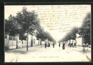 AK L` Isle Adam, Avenue de Paris