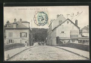 AK Isle-Adam, Rue de Conti