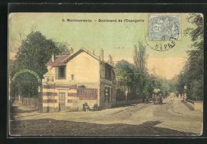 AK Montmorency, Boulevard de l` Orangerie