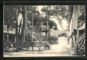 AK Argenteuil, Hameau du Val Notre-Dam, A Robinson