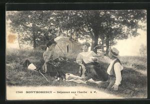 AK Montmorency, Dejeuner sur l`herbe