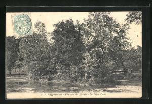 AK Argenteuil, Chateau du Marais, La Piece d`eau