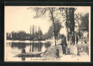 AK Enghien-les-Bains, Le Lac