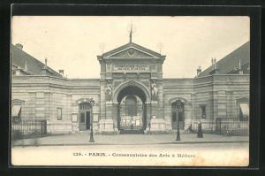 AK Paris, Conservatoire des Arts & Métiers