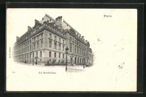 AK Paris, La Sorbonne