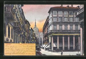 AK Milano, Corso Vittorio Emanuele
